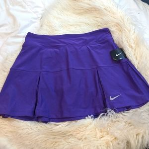 NWT Nike Purple Atlehtic Skort | Small